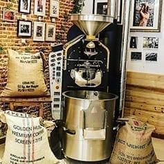 Boconó Specialty Coffee Roaster Machine Tostador de Café